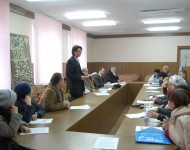 Consultations in Floresti town